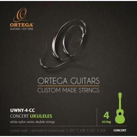 Struny Ortega - White Nylon...