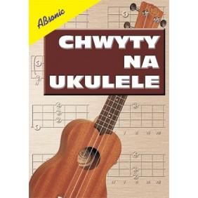 """Książka """"Chwyty na ukulele"""""""