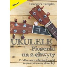"""Książka """"Ukulele - piosenki..."""