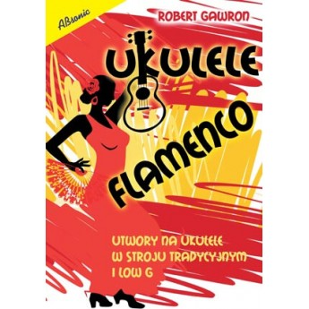 "Książka ""Ukulele flamenco -..."