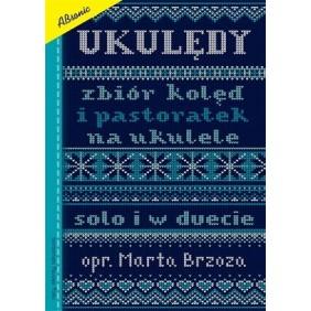 """Książka """"Ukulędy - Kolędy..."""