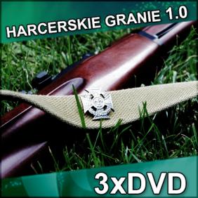HARCERSKIE GRANIE 1.0 3xDVD...