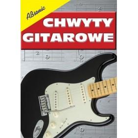 """Książka """"Chwyty na gitarę"""""""