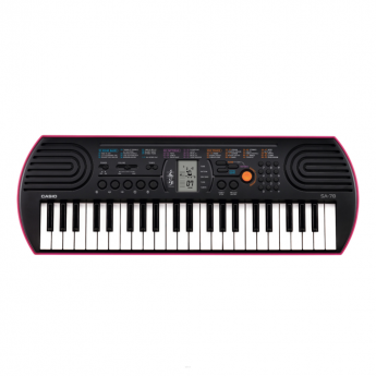 Casio SA 78 - keyboard z...