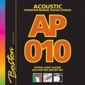 Struny BOSTON AP-10 (Gitara...