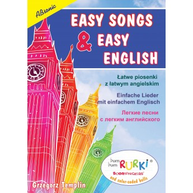 Książka Easy songs & Easy...