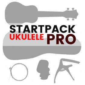Startpack Ukulele PRO z...