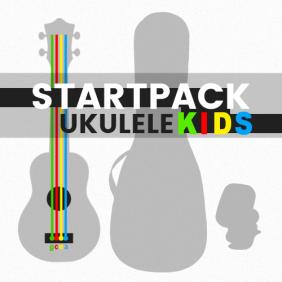 Startpack Kids z ukulele...